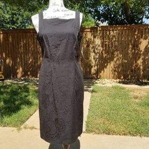 NWT Jessica Howard Black Dress size 6